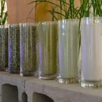 Micronisation / Les étapes de micronisation du verre pour obtenir l'ajout cimentaire Verrox
